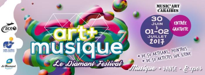 art & musique le Diamant festival
